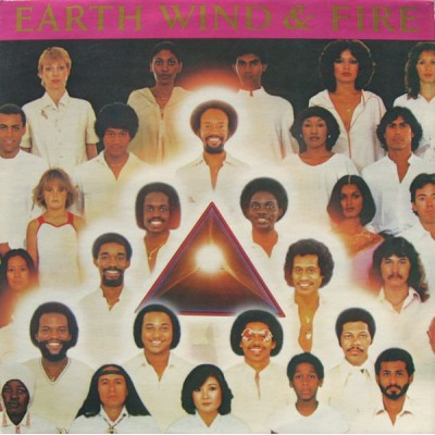 Earth Wind & Fire --- Faces
