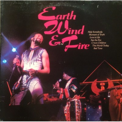 Earth Wind & Fire --- Earth...