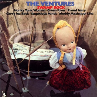 The Ventures --- Swamp Rock