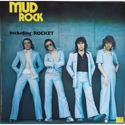 Mud --- Mud Rock