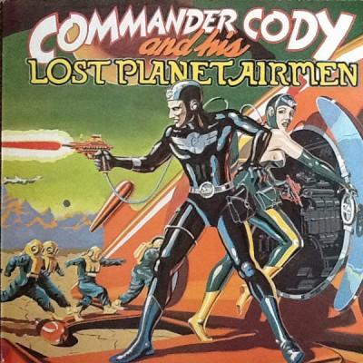 Commander Cody ---...
