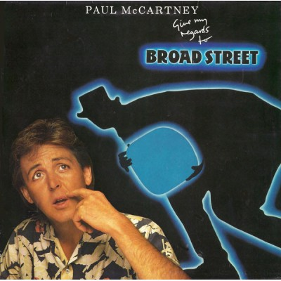 Paul McCartney --- Give My...