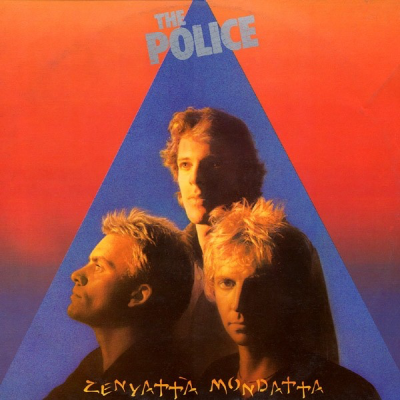 The Police --- Zenyatta...