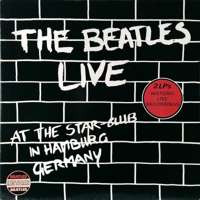 The Beatles --- Live! At...