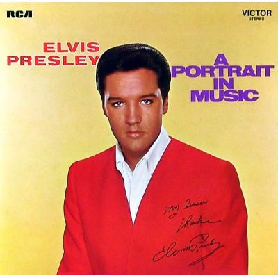 Elvis Presley --- A...