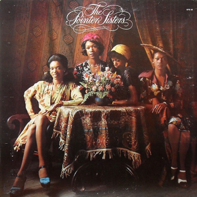 The Pointer Sisters --- The...