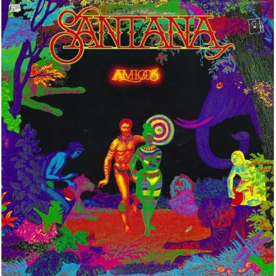 Santana --- Amigos