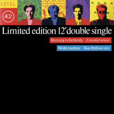"12"" Level 42 --- Limited..."