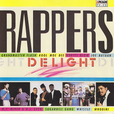 Various --- Rappers Delight