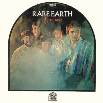 Rare Earth --- Get Ready
