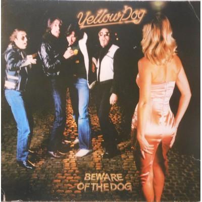 Yellow Dog --- Beware Of...