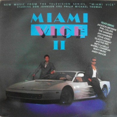 Various --- Miami Vice II