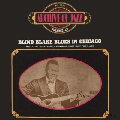 Blind Blake --- Blind Blake...