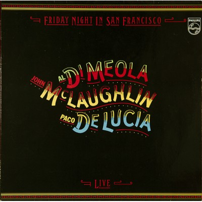 Al DiMeola, John...