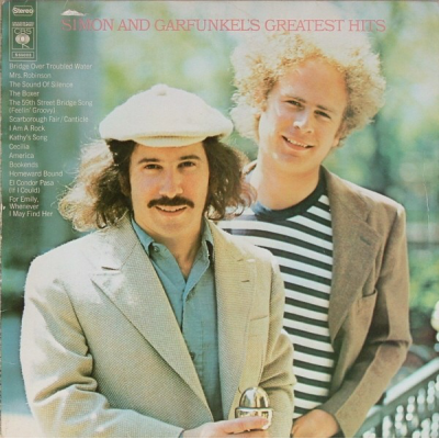 Simon and Garfunkel ---...