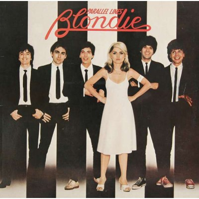 Blondie --- Parallel Lines