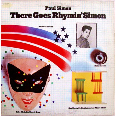 Paul Simon --- There Goes...