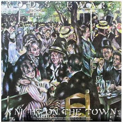 Rod Stewart --- A Night On...