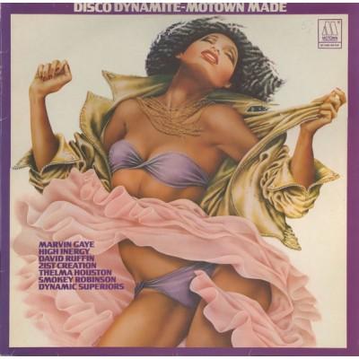 Disco Dynamite --- Motown Made