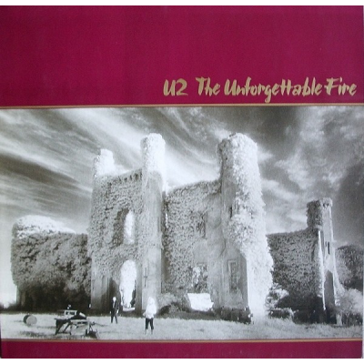 U2 --- The Unforgettable Fire