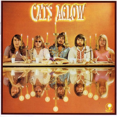 The Cats --- Cats Aglow