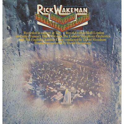 Rick Wakeman --- Journey to...
