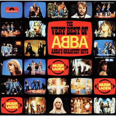 Abba --- The Very Best Of Abba