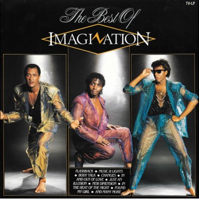Imagination --- The Best Of...