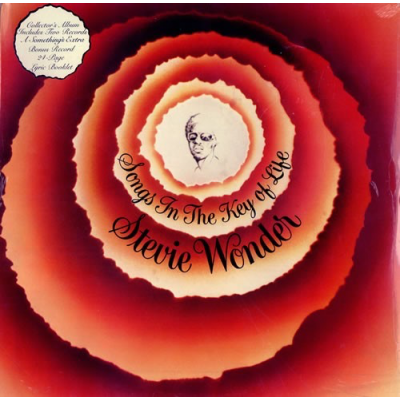 Stevie Wonder --- Songs In...