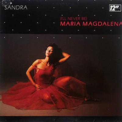"""12"""" Sandra --- Maria Magdalena"""