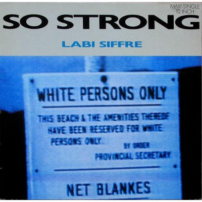 "12"" Labi Siffre --- So Strong"