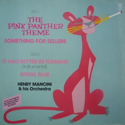 "12"" Henry Mancini & His..."