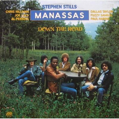 Stephen Stills & Manassas...