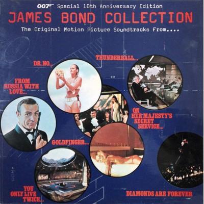 Various --- James Bond...