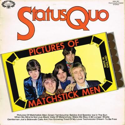 Status Quo --- Pictures of...