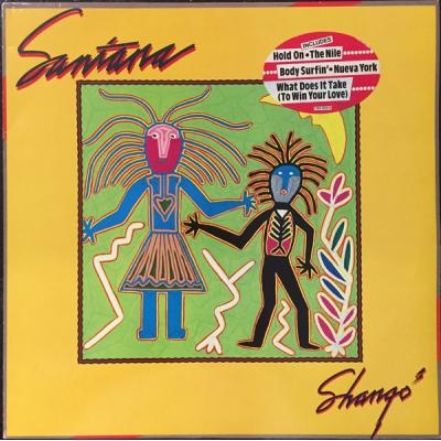 Santana --- Shango