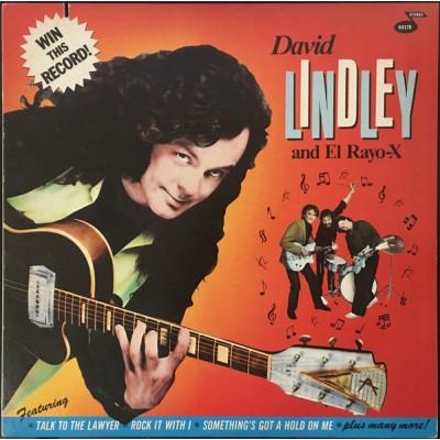 David Lindley And El Rayo-X...