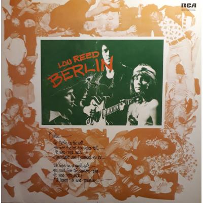 Lou Reed --- Berlin