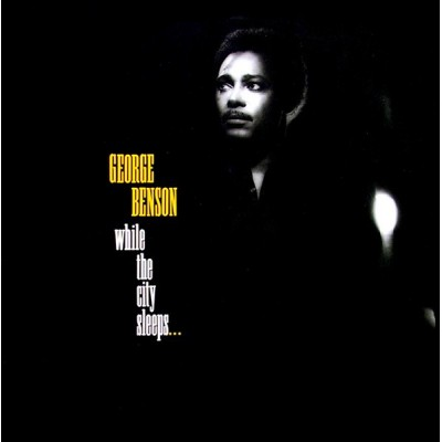 George Benson --- While The...