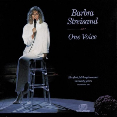 Barbra Streisand --- One Voice