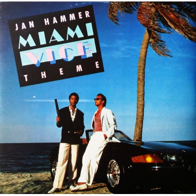 "12"" Jan Hammer --- Miami..."