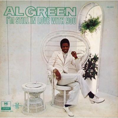 Al Green --- I'm Still In...