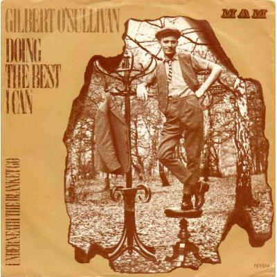 "7"" Gilbert O'Sullivan ---..."