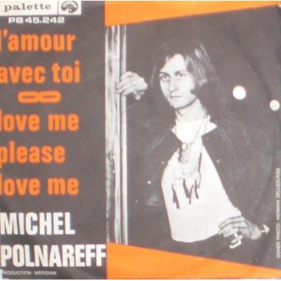 """7"""" Michel Polnareff ---..."""
