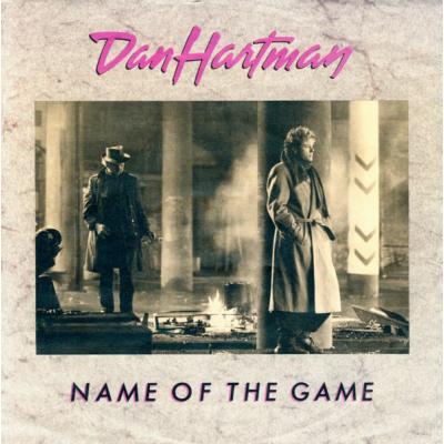 """7"""" Dan Hartman --- Name Of..."""