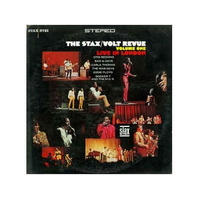 The Stax/Volt Reveu ---...