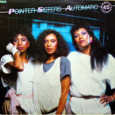 "12"" Pointer Sisters ---..."