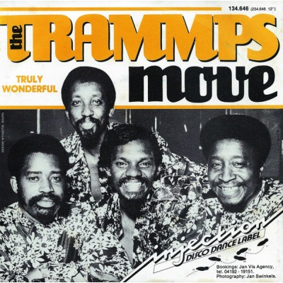"7"" The Trammps --- Move"