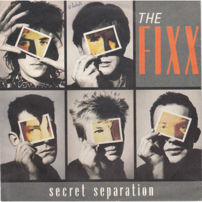 """7"""" The Fixx --- Secret..."""