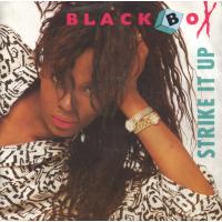 "7"" Black Box --- Strike It Up"